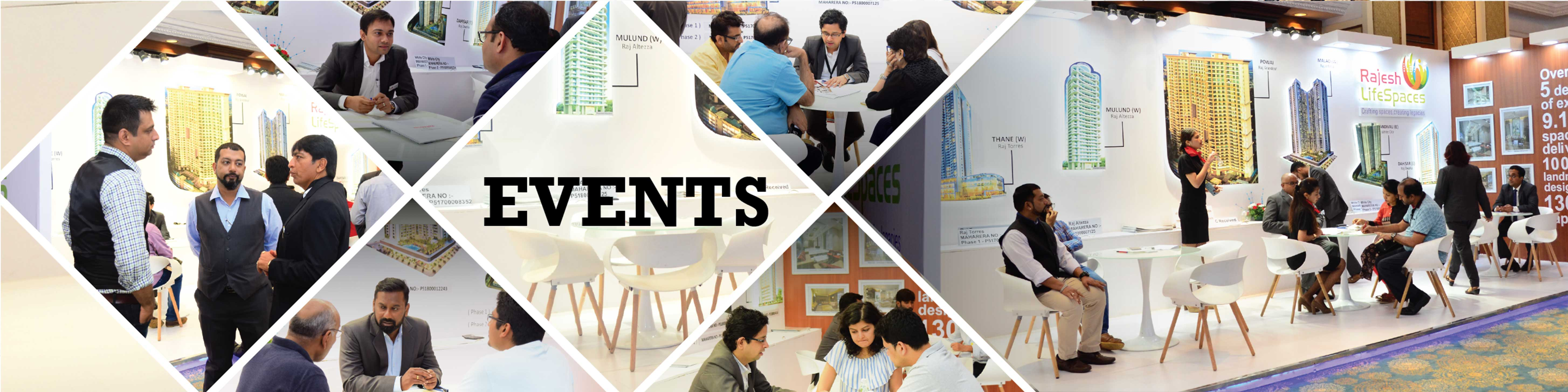 Rajesh LifeSpaces Events