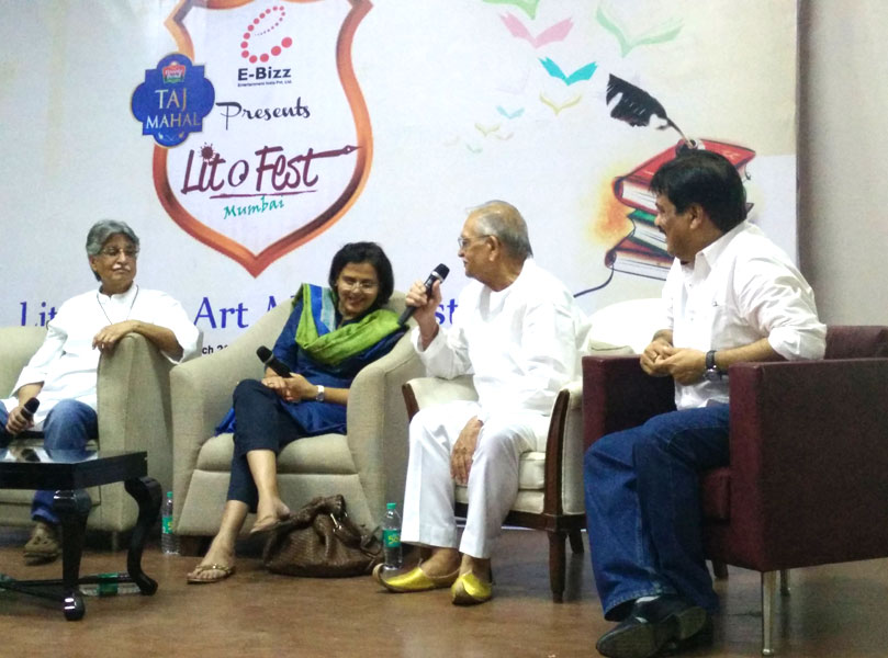 Lit-o-Fest - Sir J.J. School of Arts & Architecture, Mumbai