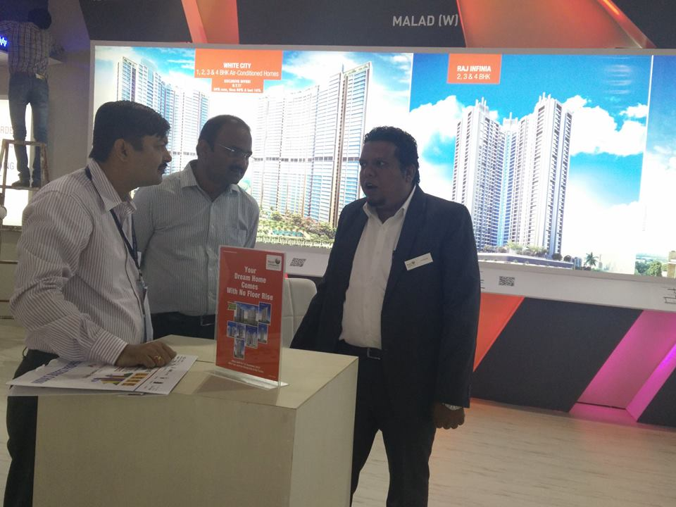 MCHI-CREDAI Property Expo - MMRDA Grounds, BKC