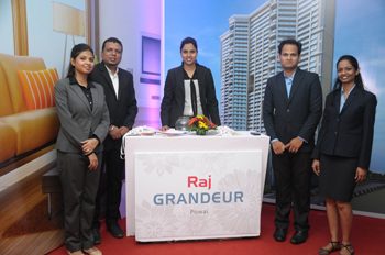 Raj Grandeur Private Launch Event