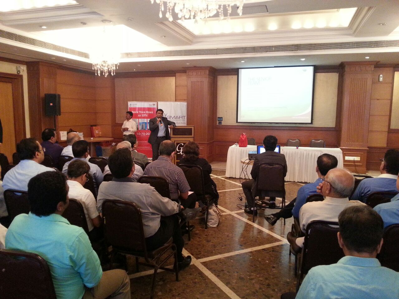 SMART Brokers event - Garware Club House