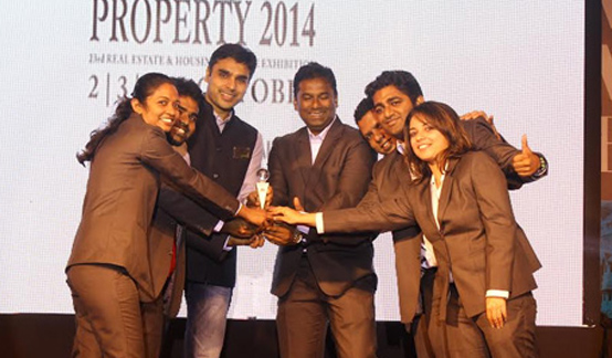 EXCELLENCE IN CUSTOMER INFORMATION AND RESPONSIVENESS PARAMETERS | MCHI CREDAI 2014