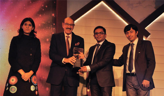 PROJECT OF THE YEAR (WEST), RAJ GRANDEUR | Franchise India Estate Awards 2014